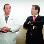 Figueira da Foz: Hospital celebra protocolos com Celbi e Magenta