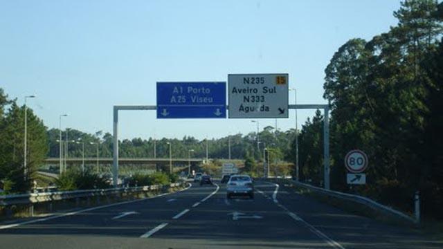 A1-Aveiro-Sul