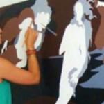 Exposições de pintura na Casa Grande em Pinhel