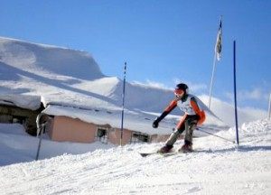 desportos de inverno