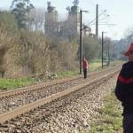 Mulher perde a vida na linha do Oeste em Paião