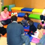 Leitura para os bebés em Alvaiázere