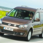 VW Caddy BlueMotion com sistemas de economia