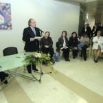 Homenagem a seis mulheres da área hospitalar