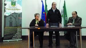 12 Assinatura de contrato com a freguesia de Folques DR