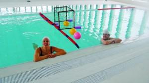 13 Paula Dinis e Ricardo Pereira Alves na abertura da piscina DR