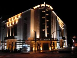 Cine Teatro Avenida  c branco dosquatrocaminhos.blogspot.p
