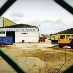 Assoreamento da foz do Mondego prejudica construção e reparação dos navios