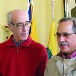 Viver em Alegria e Assembleia Figueirense formalizam cooperação