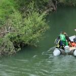 Bombeiros de Vila Nova de Poiares encontram homem afogado no rio Ceira há três semanas