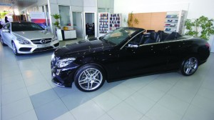17 mercedes cabrio coupe