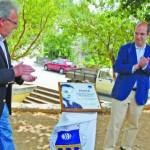 Barril de Alva inaugura placas toponímicas