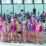 Festa da natação enche piscinas municipais de Arganil