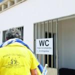 Veraneantes contestam atrasos das obras na Tamargueira