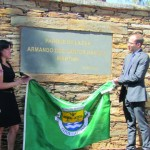 Armando Martins dá nome ao parque de lazer de Cepos