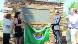 10 descerramento de placa em homenagem a Armando Martins