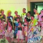 Desfile em Côja sensibiliza as crianças para a reciclagem