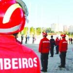 Temperaturas baixam mas alerta vermelho mantém-se no distrito de Coimbra