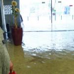 Inundações provocam caos em S. Julião  e Buarcos