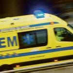 Casal cai num poço em Tondela e sofre ferimentos graves
