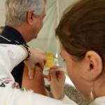 Região Centro cumpre metas do Plano Nacional de Vacinação com percentagens de 96%