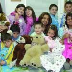 Escola de Folques em pijama