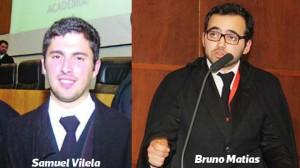 Candidatos segunda volta AAC 2013