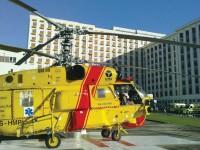 Pastor que caiu em encosta em Seia transportado de helicóptero para Coimbra