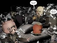 Banda Desenhada – Super Pig e a língua de Shakespeare