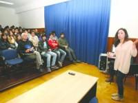 Alunos descobrem experiências Erasmus