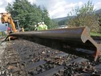 Reposição da ferrovia pode custar 57 milhões