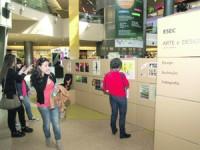 ESEC apresenta-se aos estudantes da cidade