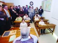 Memórias vivas  no museu municipal da Pampilhosa da Serra