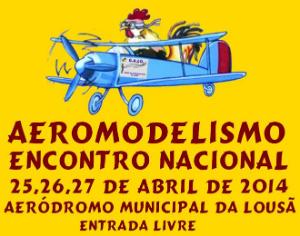 ENCONTRO NACIONAL AEROMODELISMO