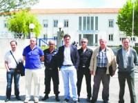 """Instalações da PSP """"envergonham a polícia  e o país"""", diz Paulo Rodrigues"""