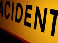 Colisão entre ligeiro e três bicicletas resulta em três feridos ligeiros