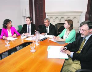 Representantes das cinco regiões do Sudoeste Europeu reuniram-se em Coimbra. FOTO LUÍS CARREGÃ