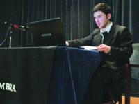 Samuel Vilela foi vice presidente da DG-AAC no primeiro mandato de Ricardo Morgado. FOTO DR