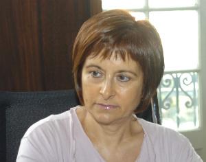 Celeste Amaro, diretora regional de Cultura do Centro