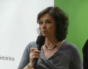 Ana Paula Neves, presidente da CPCJ