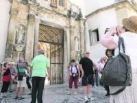 Mais de 500 mil pessoas visitaram a Universidade de Coimbra em 2017