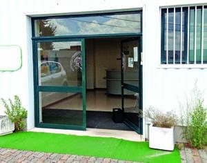 Edifício da Relvinha da ACIC. FOTO ANTÓNIO ALVES