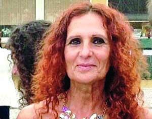 Fernanda Lorigo, presidente da junta de Quiaios. FOTO JOT'ALVES