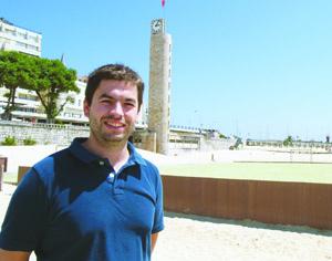 Ricardo Gomes, especialista em gestão do desporto. FOTO JOT'ALVES