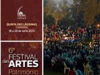 Festival das Artes celebra língua portuguesa com espetáculo em Coimbra