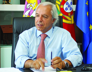 Resultado de imagem para presidente da Câmara Municipal de Cantanhede, João Moura