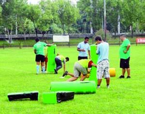Atividades terminam no próximo dia 29, na Escola Superior Agrária de Coimbra. FOTO LUÍS CARREGÃ
