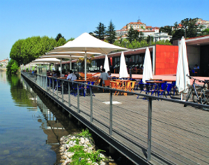 Jovem roubada no Parque Verde de Coimbra