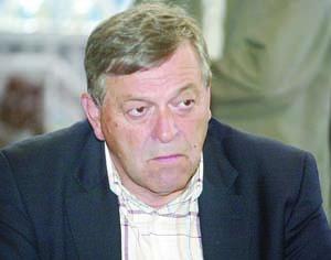 Fernando Abel, presidente da União de Freguesias, diz-se satisfeito com as obras lançadas. FOTO LUÍS CARREGÃ