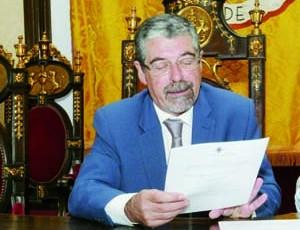 Presidente da câmara e autarcas de freguesia assinam hoje protocolos de execução. FOTO LUÍS CARREGÃ